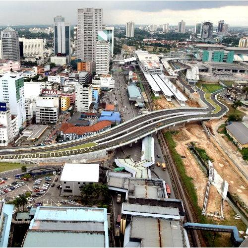 MALAYSIA – TANJUNG PUTERI BRIDGE