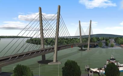 MALAYSIA – BATANG RAMBUNGAN BRIDGE, SARAWAK