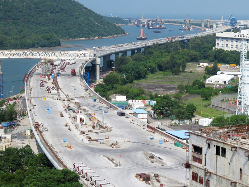 HONG KONG LINK ROAD – SECTION BETWEEN HKSAR BOUNDARY AND SCENIC HILL